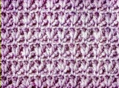 Points au crochet apprendre - Point fantaisie au tricot ...