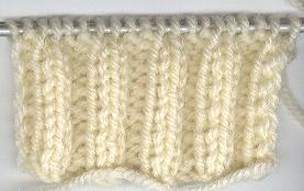 comment tricoter les cotes 2 2