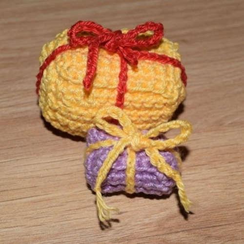 cadeaux au crochet