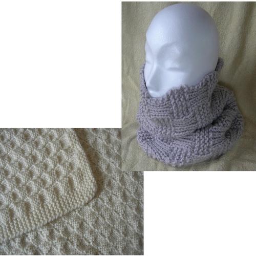 apprendre le tricot niveau 2